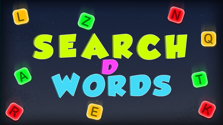 Search D Words
