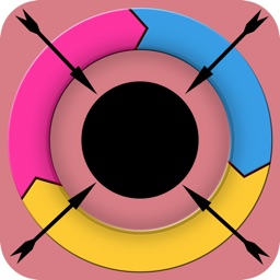 Hit Arrows in Circle – Shot the darts on the circle in this crazy target hitting game