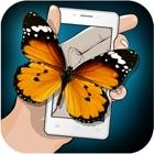Butterfly Hand Funny Joke icon