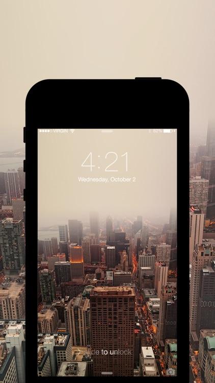 Pro Screen 360: Lockscreen Wallpapers & Theme Backgrounds for iOS 8 & iPhone 6 Plus - Free! screenshot-3