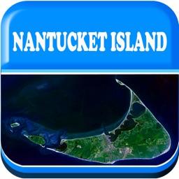 Nantucket Island Offline Map Tourism Guide