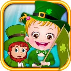 Activities of Baby Hazel St Patricks Day