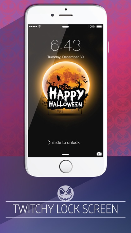 Halloween Backgrounds & Wallpapers Pro