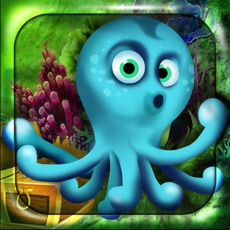 Activities of Color Puzzle Of Finding Angry Octopus Fish ™