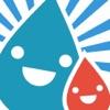 みずあそび 3|色鮮やかな水を自由に混ぜ合わせて遊ぼう! - iPadアプリ
