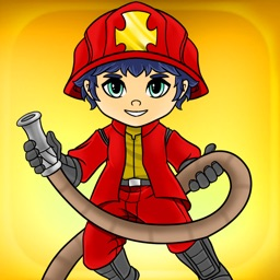 Fire Fighters Run - Free Firefighters Game