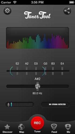 TunerTool ScreenShot0