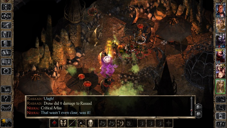 Baldur's Gate II:EE screenshot-4