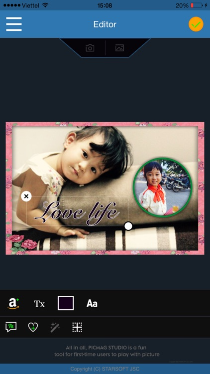 Photo Show HD - SlideShow - Picture Collage Maker