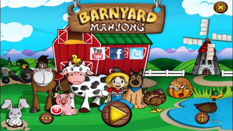 Barnyard Mahjong screenshot-0