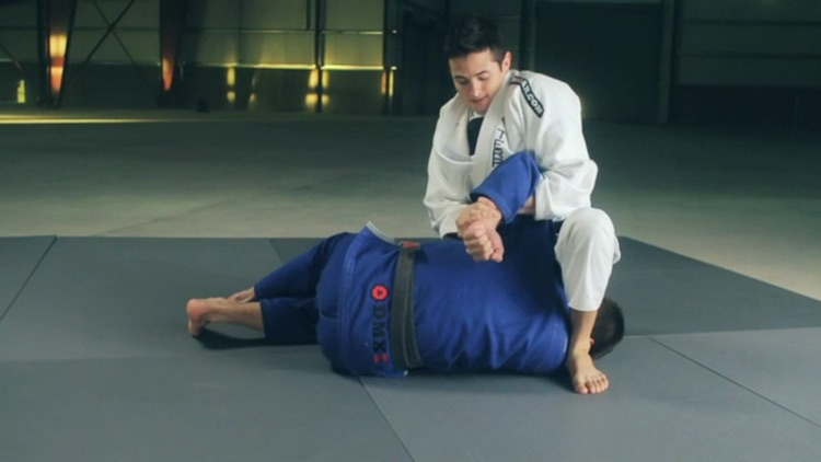 Brazilian Jiu-Jitsu:  Side Control and North South