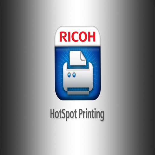 Hotspot Printing Icon