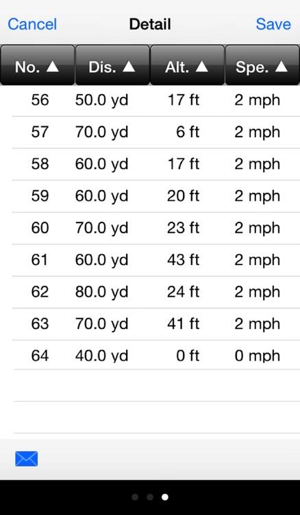 GPS Data Logger screenshot-3