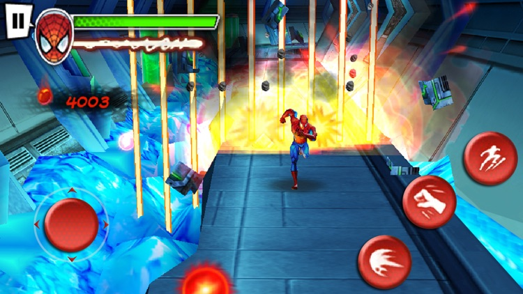 Spider-Man: Total Mayhem screenshot-3