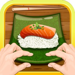Sushi Food Maker Dash - lunch food making & mama make cooking games for girls, boys, kids