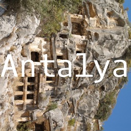 hiAntalya: Offline Map of Antalya (Turkey)