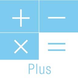 Plus - 使いやすい電卓