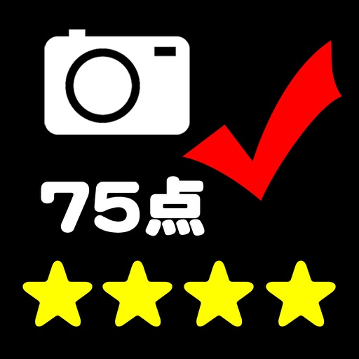 Rating Camera icon
