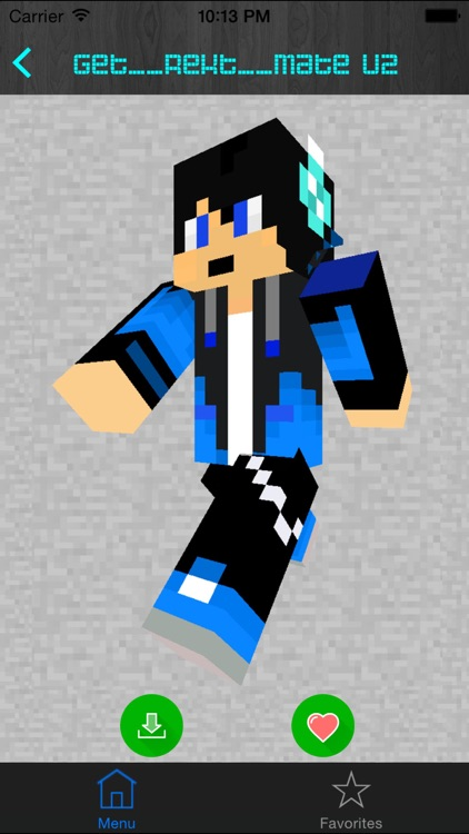 Boy Skins for Minecraft PE (Pocket Edition) - Free Skins App for MCPE PC screenshot-4