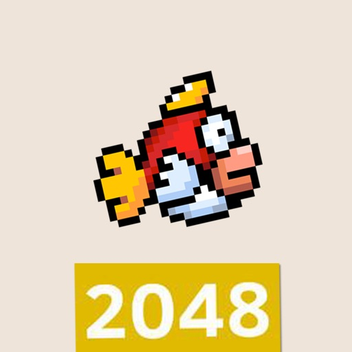 2048 Of Flappy