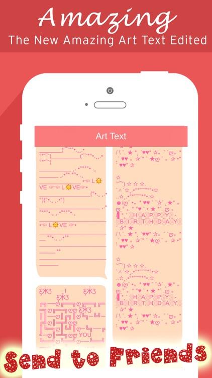 Fonts Keyboard, Art Fonts, Cool Font for Chat app image
