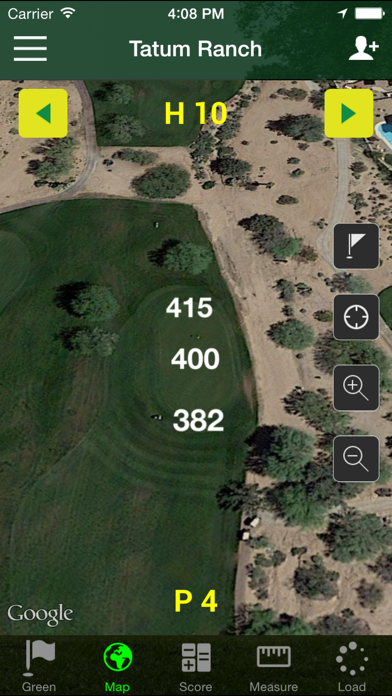 Golf Gps review screenshots
