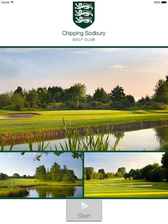 Chipping Sodbury Golf Club - Buggy