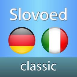 German <-> Italian Slovoed Classic talking dictionary