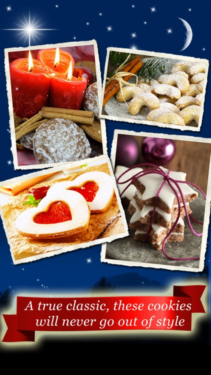 German Cookies and Treats - Recipes for Christmas and the Holiday Season