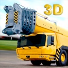 Construction Truck Simulator: Extreme Addicting 3D Driving Test for Heavy Monster Vehicle In City icon