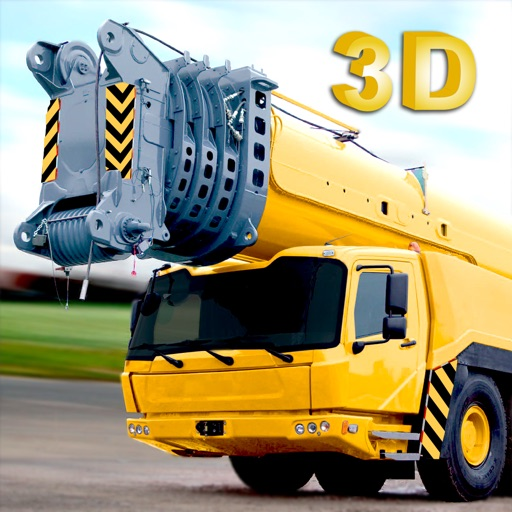Construction Truck Simulator: Extreme Addicting 3D Driving Test for Heavy Monster Vehicle In City iOS App