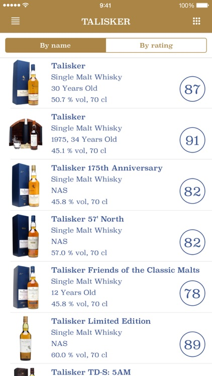 The Whisky App