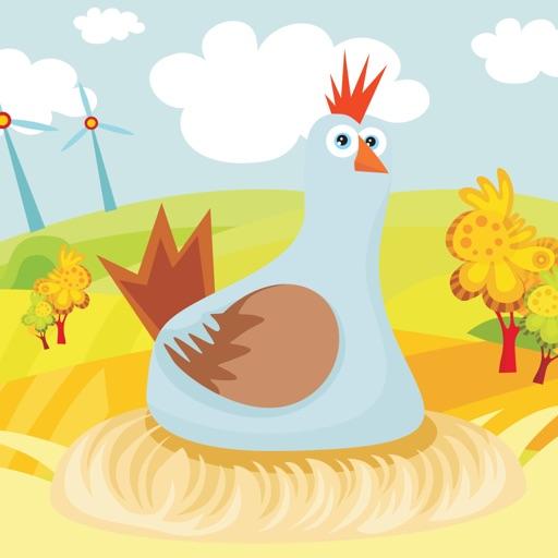 Активность Игра Для Детей В Возрасте 2-5 О Животных Фермы