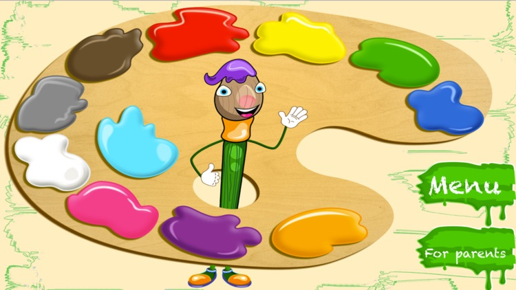 Joyful Colors Learning screenshot-0