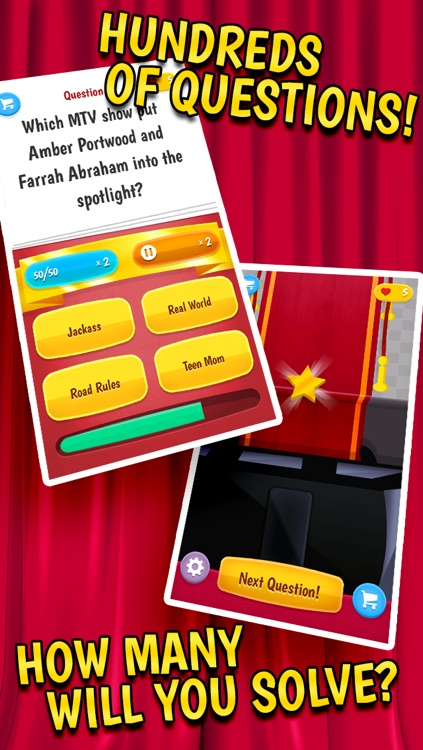 Celebrity Quiz – A Trivia Game Full Of Celebrity Gossip screenshot-4