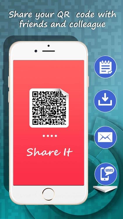 QR Scanner - Scan, Decode, Create, Generate Barcode & QR Code Reader instantly screenshot-3