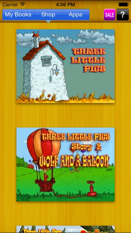 The Three Little Pigs - Collection screenshot-3