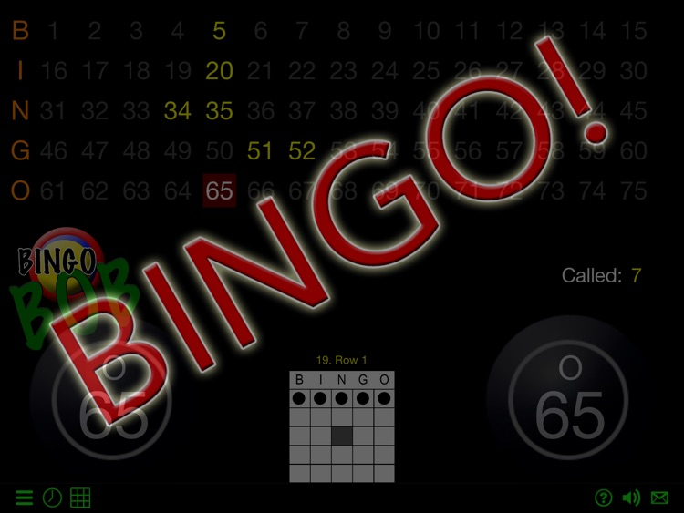 Bingo Bob - Fun and Easy Bingo Caller Machine screenshot-3