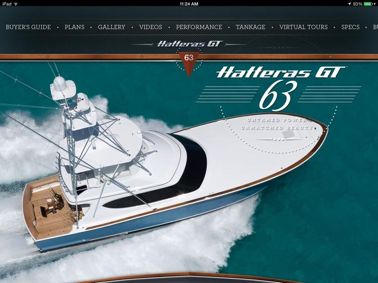 Hatteras Dealers