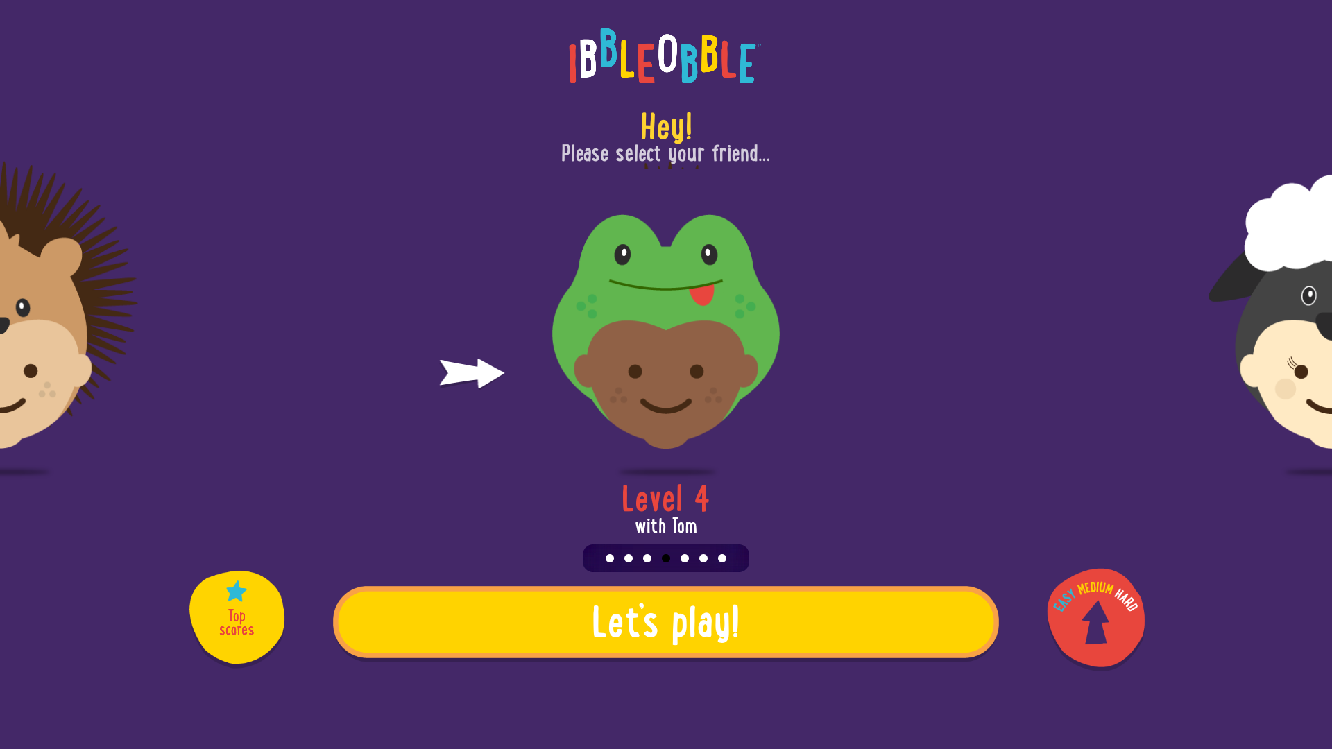 Multiplication with Ibbleobble screenshot 12