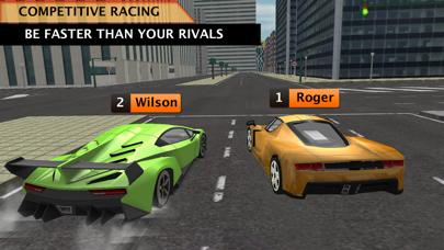 Lux Turbo carreras de coches deportivos y simulador de conducciónCaptura de pantalla de4