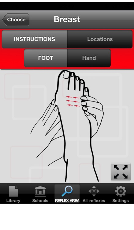 Reflexology PRO screenshot-0