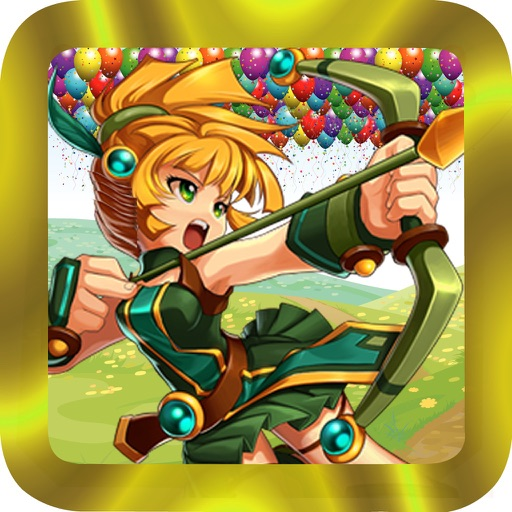 Green Arrow Tournament - archery shooting game icon