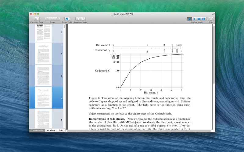 DjVu Reader Pro 2.2.1 Mac 破解版 – DjVu阅读软件-爱情守望者