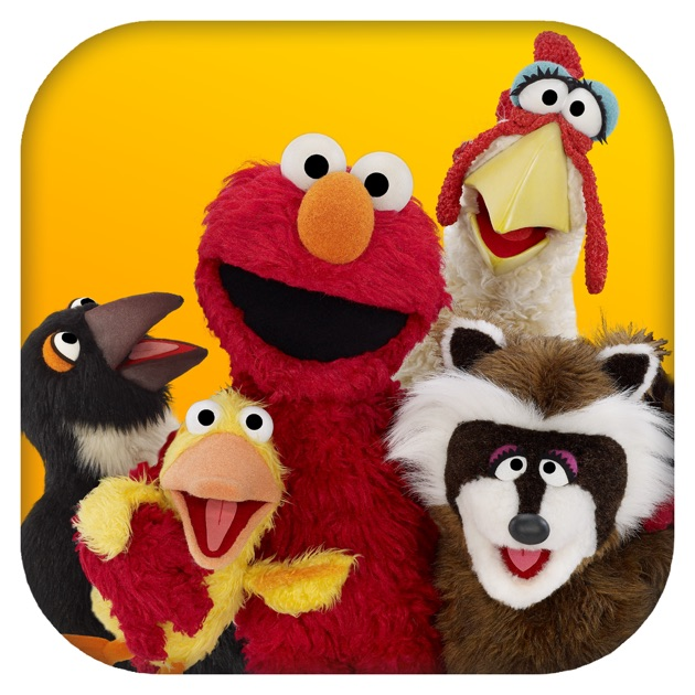 Elmo S Animals A Sesame Street S More App On The App Store