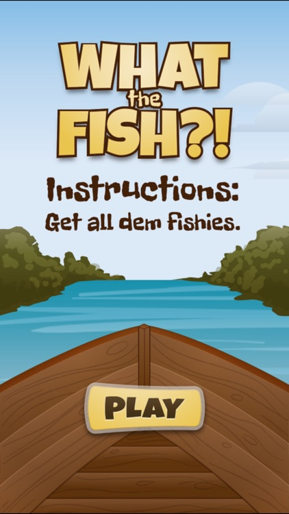 What The Fish?!