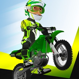 Dirt Track Motocross Bike Madness: Xtreme Offroad Frontier