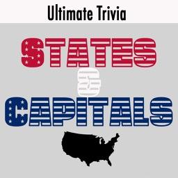 Ultimate Trivia - States and Capitals Quiz