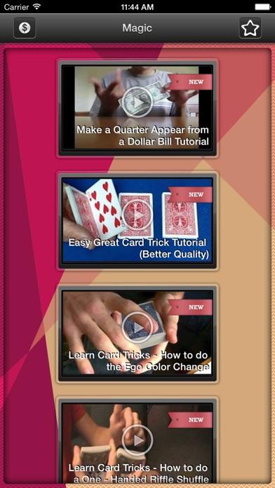 Magic Hat: Top secret magic and card tricks videos lesson-1
