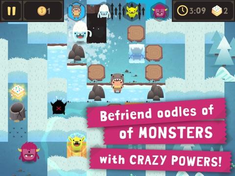 Monsters Ate My Birthday Cake  tablet App screenshot 4